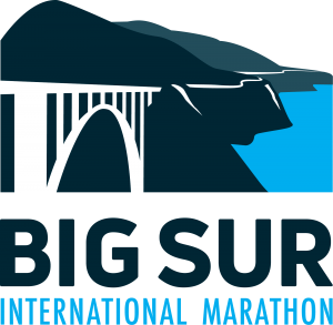 Big Sur International Marathon logo