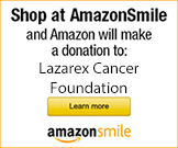Shop at AmazonSmile: Lazarex Cancer Foundation