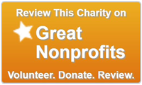 Review this charity on Great Nonprofits. Volunteer. Donate. Review.