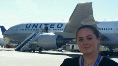 united lady