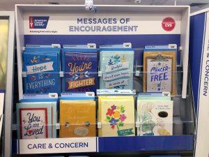 Cancer cards web