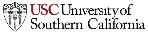 USC Advancement logo