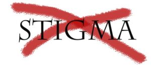 stigma with an x through it